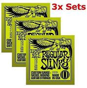 10 Sets Guitar Strings