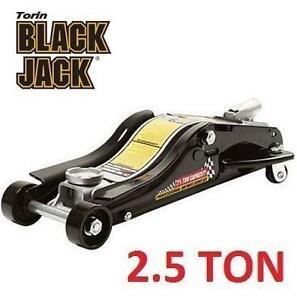 USED TORIN JACKS 2.5 TON CAR JACK - 118638631 - BLACK JACK - LOW PRO - VEHICLE - CAR LIFTING TOOLS