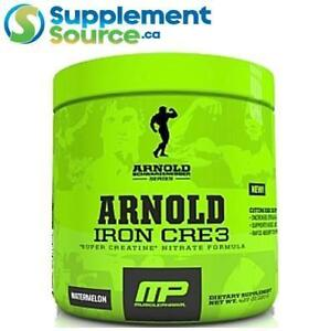 Arnold IRON CRE3, 30 Servings - Watermelon