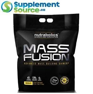 Nutrabolics MassFusion