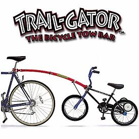 Trail-Gator Bicycle Tow Bar NEW