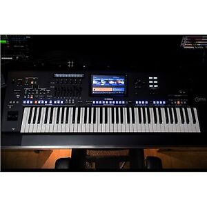 Yamaha Genos Workstation Keyboard - Now Available