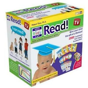 Brand New/Sealed Box/Your Child Can Discover/Your Child Can Read
