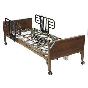 Electric Hospital-Style Bed