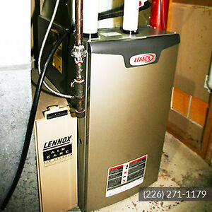 HIGH-EFFICIENCY Furnaces & Air Conditioners