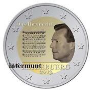 2 Euro Rolle Luxemburg