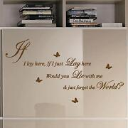 Wall Stickers Quotes Living Room
