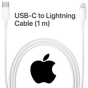 REFURB APPLE USB-C TO LIGHTNING 1M MK0X2AM/A 155261715 CHARGING CABLE REFURBISHED