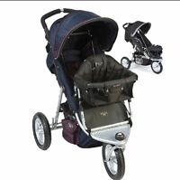 Valco Trimode double stroller (Joey seat)