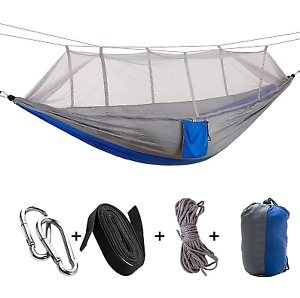 Ultralight Camping Hammock with Mosquito Net   bag- DELIVERED Sydney City Inner Sydney Preview