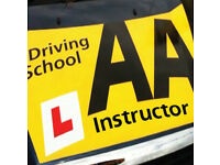 AA Driving Lessons in Nottingham (NG7, NG8, NG9) with Martin