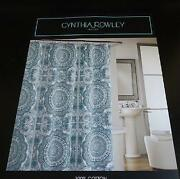 Cynthia Rowley Shower Curtain