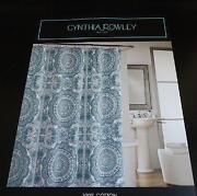 Cynthia Rowley Shower Curtain