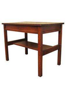 Mission Furniture Stickley