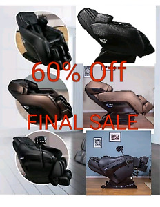 60% Off Massage Chairs by truMedic