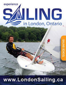 This Summer - Learn to Sail and CL14 leasing program in London