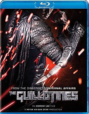 THE GUILLOTINES (Huang Xiaoming) - BLU RAY - Region Free - Sealed