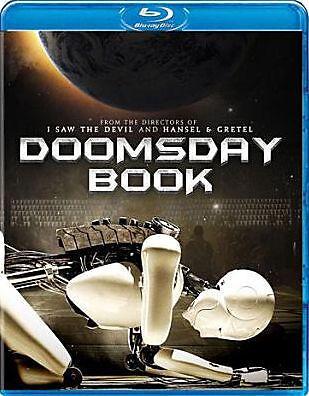DOOMSDAY BOOK (Koh Joon-Hee) - BLU RAY - Region Free - Sealed