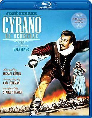 Cyrano de Bergerac (José Ferrer) Region A BLURAY - Sealed