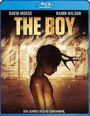 Boy (David Morse) Region A BLURAY - Sealed