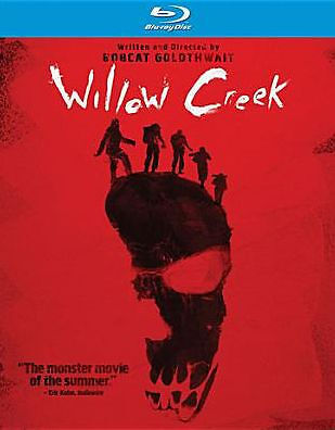 WILLOW CREEK (BUCKY SINISTER) - BLU RAY - Region A - Sealed