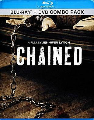 CHAINED - BLU RAY - Region A - Sealed