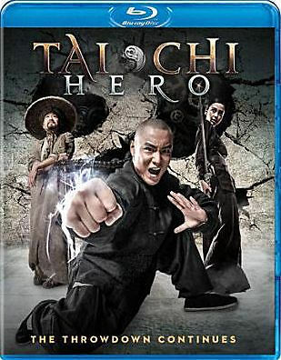 TAI CHI HERO (Shu Qi) - BLU RAY - Region Free - Sealed
