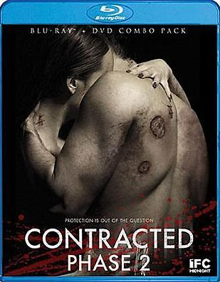 Contracted: Phase 2 () Region A BLURAY - Sealed