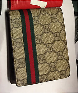 GUCCI WALLET + VERSACE GLASSES FOR SALE