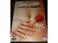 American Beauty DVD