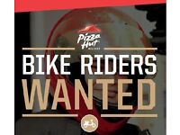 Bike Riders Wanted - Earn up to £8.50phr (Vacancies available at 4 locations in Bristol)