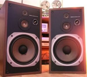 Sony speakers - SS-3050 with Carbon Cone - Very rare - Collector