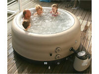 Canadian spa Grand Rapids hot tub / lazy spa