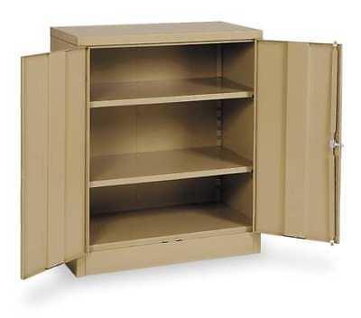 Edsal 1ufd2 Storage Cabinettan42 In H36 In W