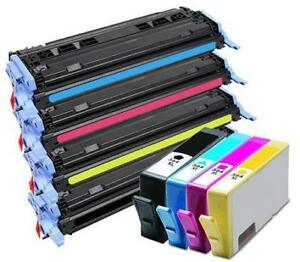 Laser Printer Copier Black Colour Color Toner Cartridges for SALE HP Canon Brother Samsung Xerox Ricoh Lowest in Canada