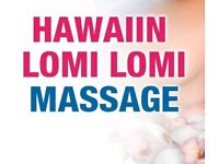 Hawaiin Lomi Lomi Massage by Kitty in Dundee