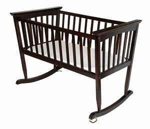 Jolly Jumper Mission Style Cradle/Bassinet
