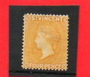 St Vincent Stamps