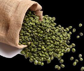 Green RAW Coffee Bean 100g