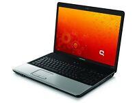 "PROFESSIONALLY REFURBISHED COMPAQ CQ70 17"" 2GB RAM 160 HDD INTEL DUO HDMI WINDOWS 10 PRO 6 MTH WRNT"