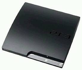 Playstation 3 with ten games