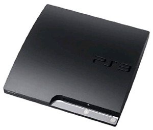 PlayStation 3 Slim 160GB with Controller and Games