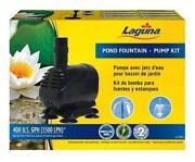 Laguna Pond Pump