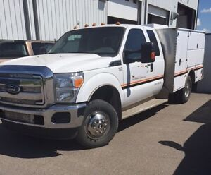 2011 Ford F-350 Super Duty Service Truck