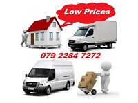 Cheap Man and Van Hire London House Removals Office Moving Man with Van Ilford Redbridge Gants Hill