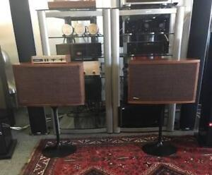 Vintage Bose 901 Series III Direct Reflecting Speakers Phillip Woden Valley Preview