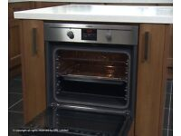 Singles Stanless still single oven with fan and grill very clean and reliable