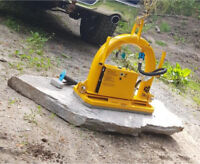 Flagstone vacuum lifter for rent