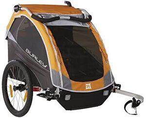 Burley bike trailer/stroller