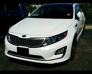 2014 Kia Optima EX/ECO HYBRID